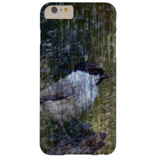 Wild  Abstract Chickadee Barely There iPhone 6 Plus Case