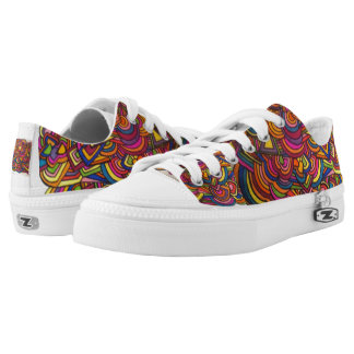 WILD ABSTRACT Sneakers
