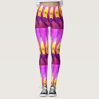 Wild and bright leggings