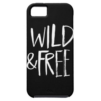 Wild and Free iPhone 5 Case