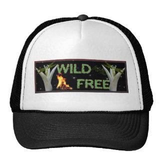 Wild and Free Mesh Hat
