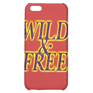 WILD AND FREE iPhone 5C CASES