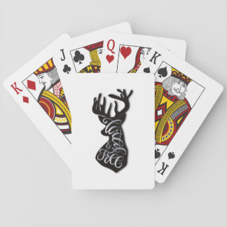 Wild and Free Playing Cards