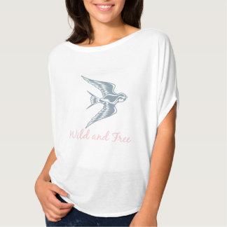 'Wild and Free' T-shirt