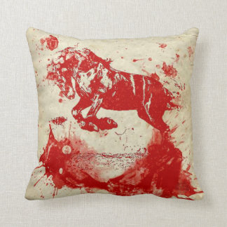 Wild and Free Throw Cushion