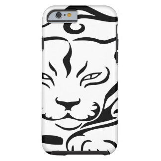 Wild and Gorgeous Cougar Tough iPhone 6 Case