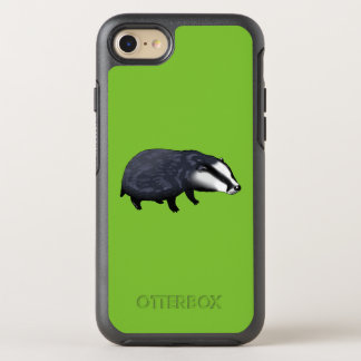 wild animal baby badger OtterBox symmetry iPhone 7 case