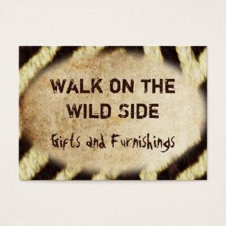 Wild Animal Prints Zebra
