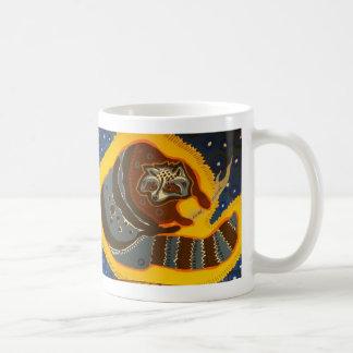 Wild Animals, by TRICKSTER REX Coffee Mug
