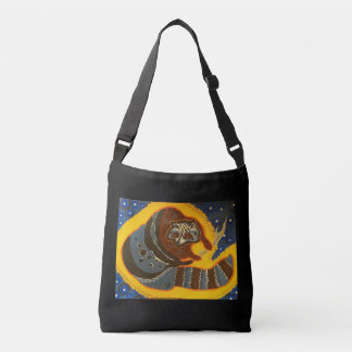 Wild Animals, by TRICKSTER REX Crossbody Bag