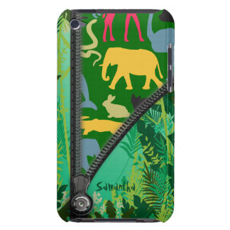 Wild Animals Life iPod Case-Mate Case