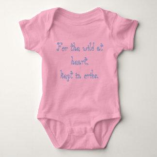 Wild at heart baby baby bodysuit