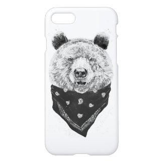 Wild bear iPhone 7 case