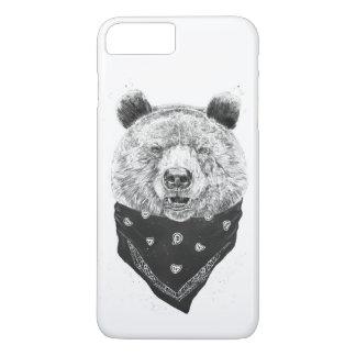 Wild bear iPhone 7 plus case