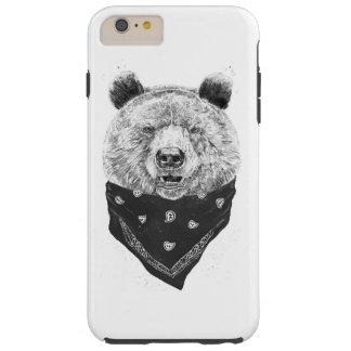 Wild bear tough iPhone 6 plus case