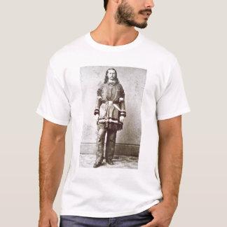 'Wild Bill' Hickok (1837-76) (b/w photo) T-Shirt