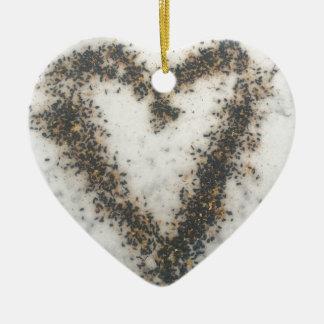 Wild Bird Lover Gifts Ceramic Heart Decoration