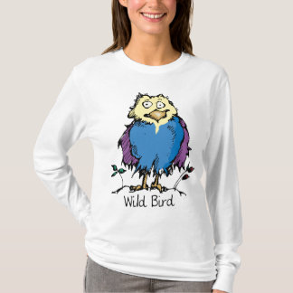 Wild Bird of Michigan T-Shirt