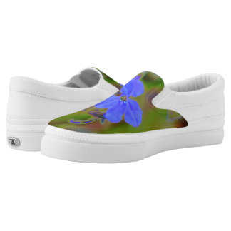 Wild Blossom Slip On Shoes