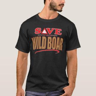 Wild Boar Save T-Shirt