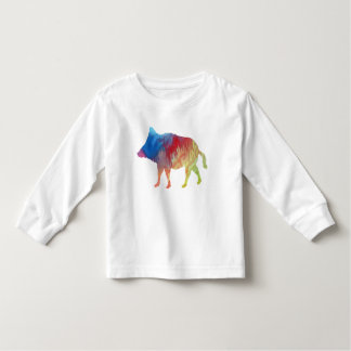 Wild boar toddler T-Shirt