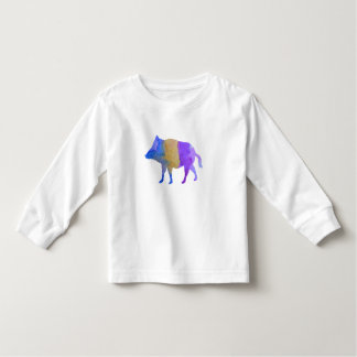 Wild boar toddler T-Shirt