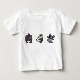 Wild boy! tee shirts