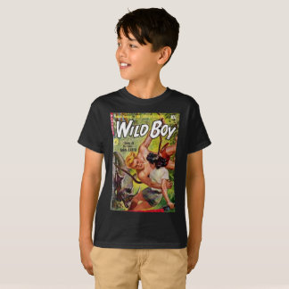 Wild Boy to the Rescue T-Shirt
