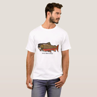 Wild Brookies (Brook Trout) T-Shirt