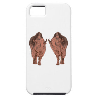 Wild Buffalo iPhone 5 Cases