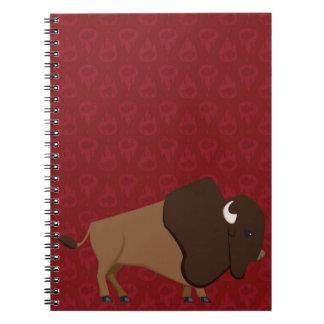 Wild Buffalo Notebook