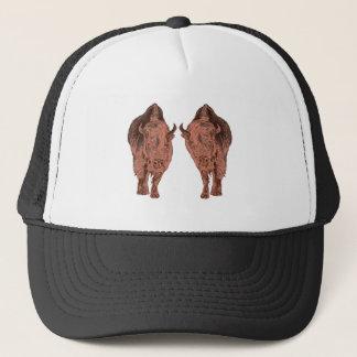 Wild Buffalo Trucker Hat
