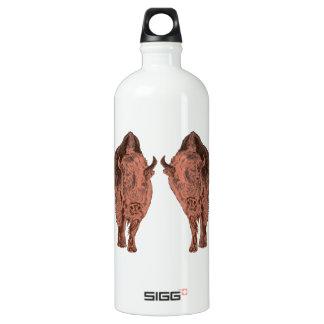 Wild Buffalo Water Bottle