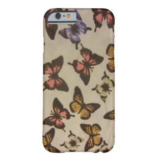 Wild Butterflies Barely There iPhone 6 Case