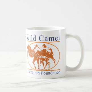 Wild Camel Protection Foundation Logo Coffee Mug