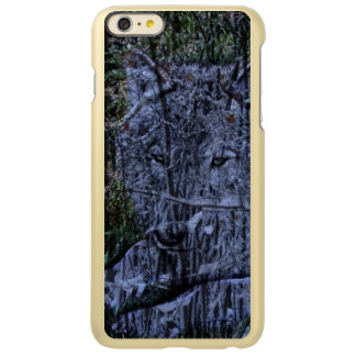 Wild camouflage woodland wildlife Grey wolf