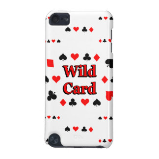 Wild Card iPod Touch 5G Case