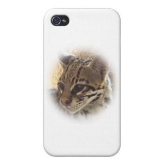 Wild Cat Covers For iPhone 4