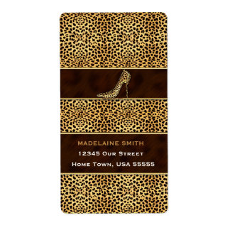 Wild Cheetah Animal Print for Her
