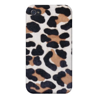 Wild Cheetah Leopard Exotic Animal  Case For iPhone 4