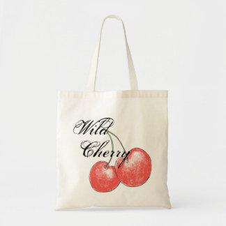 Wild Cherry Budget Tote Bag