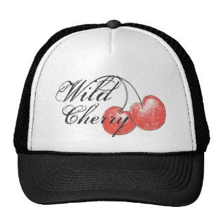 Wild Cherry Hat