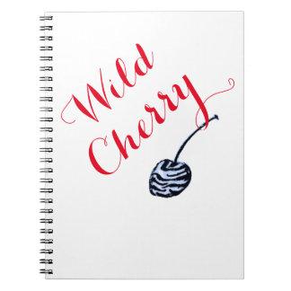 Wild Cherry Notebook style2