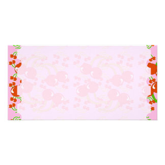 Wild Cherry Stationery Picture Card
