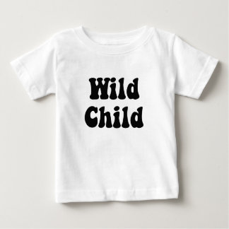 Wild Child Baby Tee