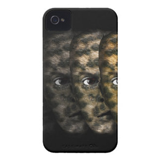 Wild child iPhone 4 cover