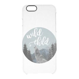 Wild child iPhone Case