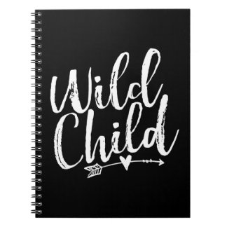 Wild Child Notebooks