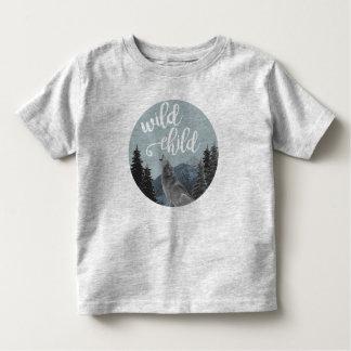 Wild Child Toddler T Toddler T-Shirt