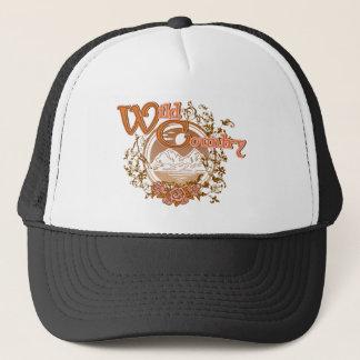 wild country mountain vintage tee shirt trucker hat